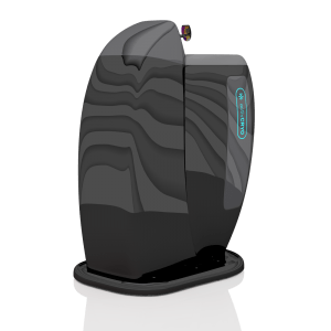 Cryotherapy chamber back view