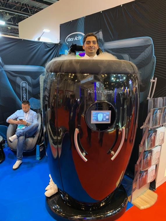 IMG 0160 - Cryotherapy Chamber and Weight Loss