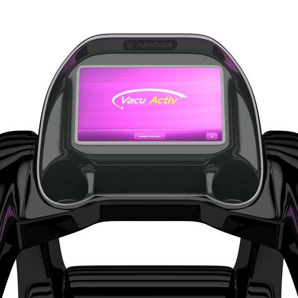 Runshape Treadmill Interactive walk multivision