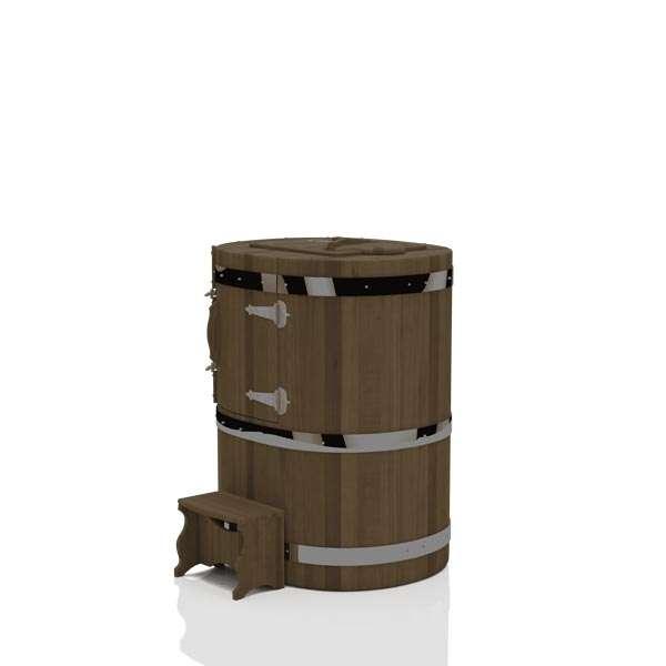 Cedar Spa Barrel Oval Edition