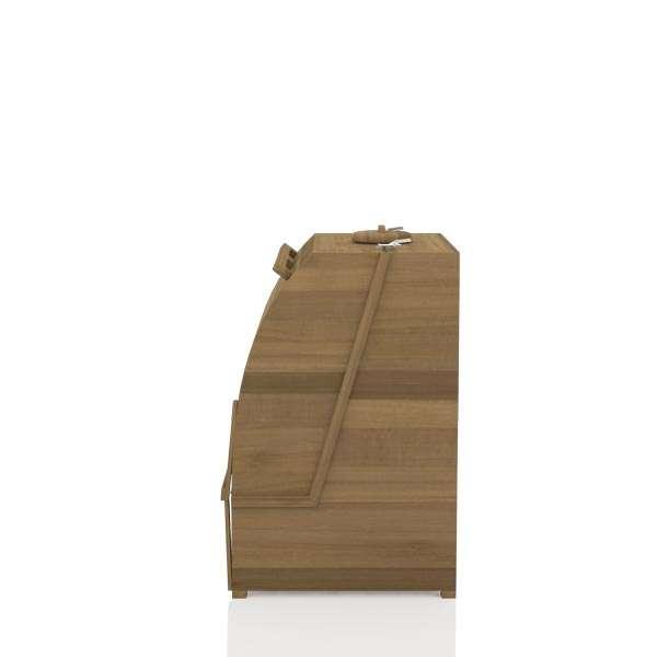 Cedar Spa Barrel Square Edition