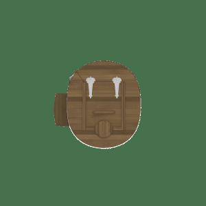 spaBarell 01 .RGB color.0005 300x300 - Cedar Spa Barrel Oval Edition