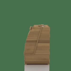 spaBarrellSquare 0002 300x300 - Cedar Spa Barrel Square Edition