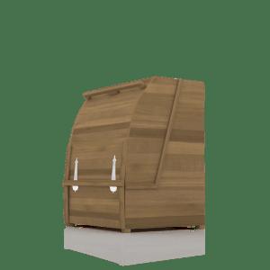 spaBarrellSquare 0007 300x300 - Cedar Spa Barrel Square Edition