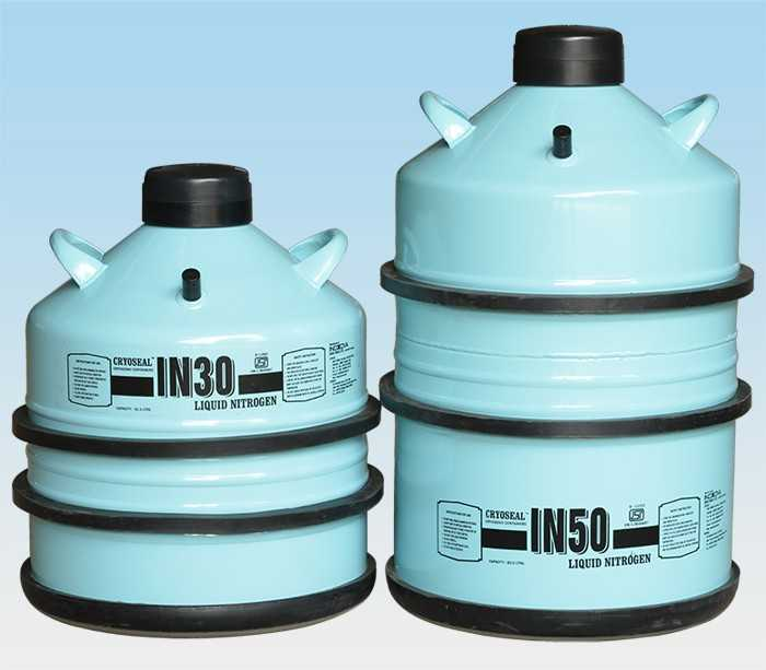 nitrogen tank for cryotherapy