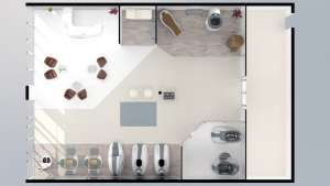 Cryotherapy floor plan 1 300x169 - Cryotherapy and Weight Loss Equipment