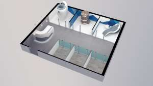 Cryotherapy studio 1 300x169 - Leasing