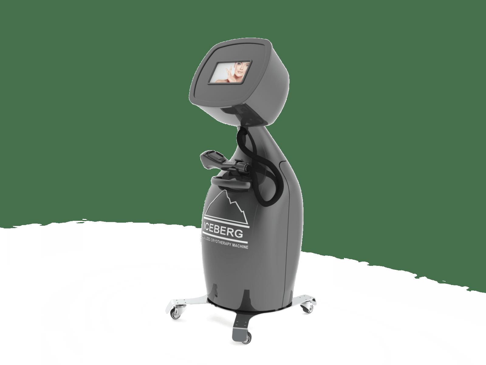 Portable cryotherapy apparatus