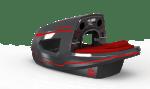 InfraStar вакуумен инфрачервен велосипед
