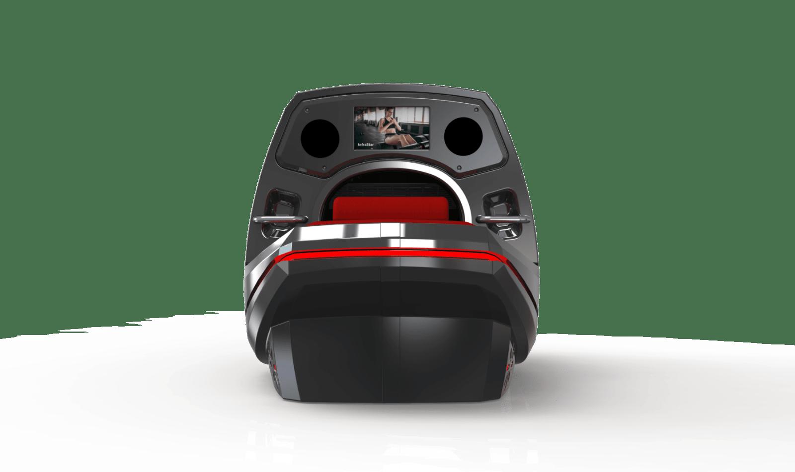 インフラスターインフラトレーナーバイク
