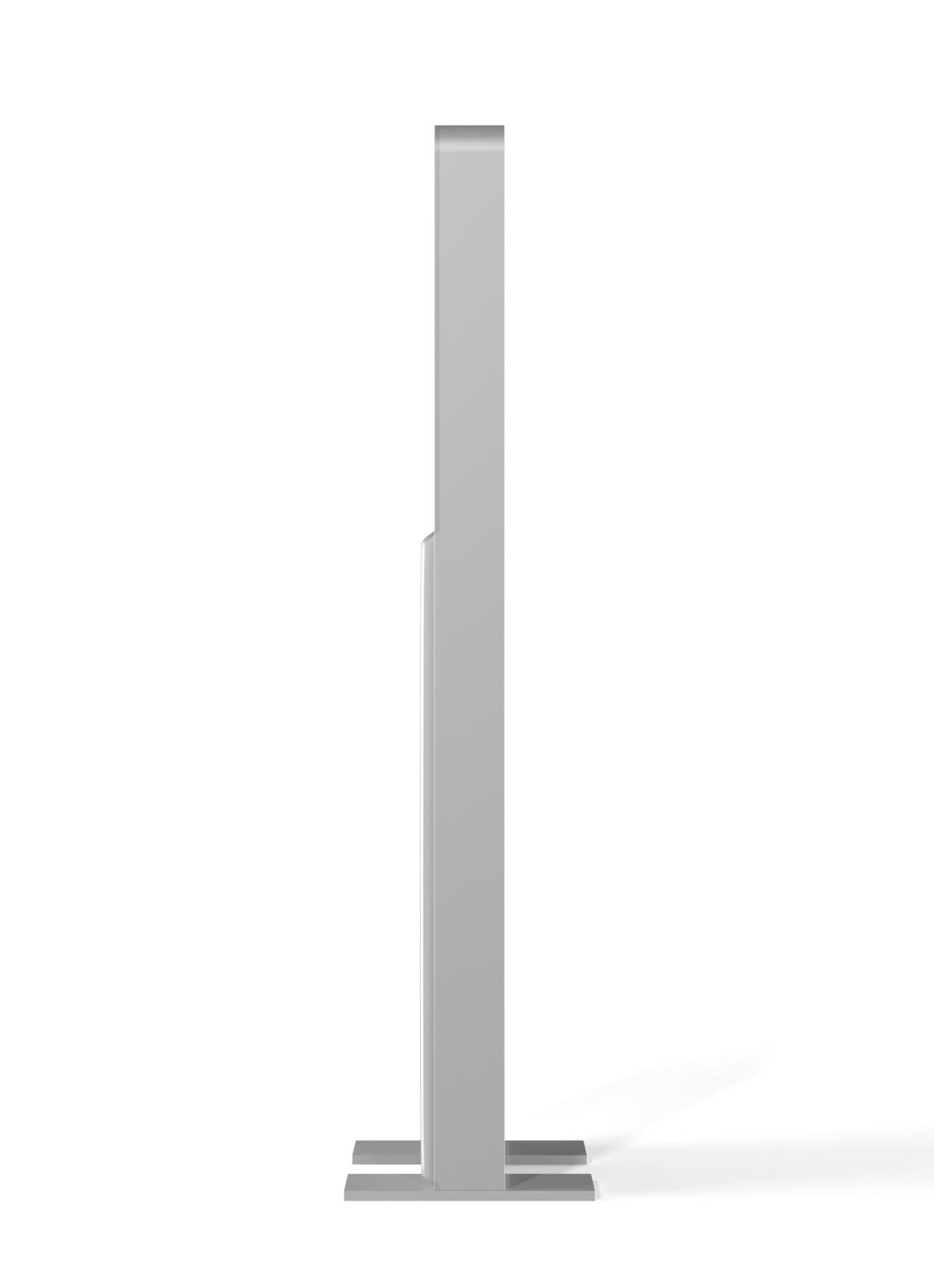 MedSaniStar temperature control kiosk